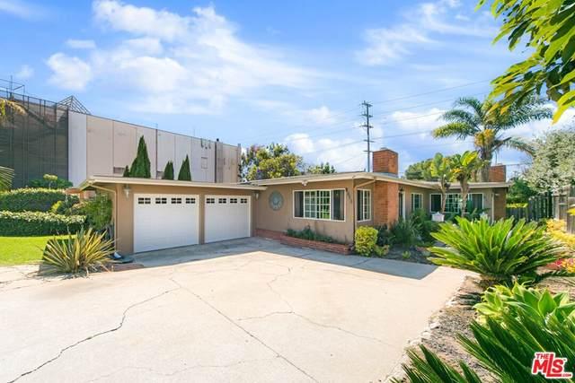 8515 Barnsley Avenue, Los Angeles (City), CA 90045 (#21785862) :: Steele Canyon Realty