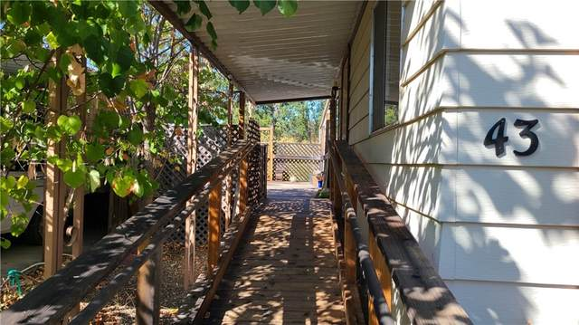 5330 Lakeshore Boulevard #43, Lakeport, CA 95453 (#LC21207368) :: Steele Canyon Realty