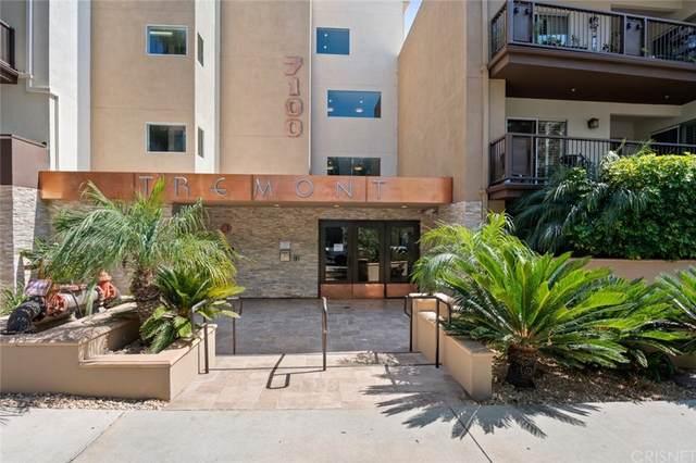 7100 Alvern Street #410, Los Angeles (City), CA 90045 (#SR21207145) :: Steele Canyon Realty