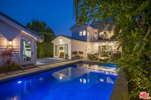 1045 Harvard Street, Santa Monica, CA 90403 (#21777846) :: Blake Cory Home Selling Team