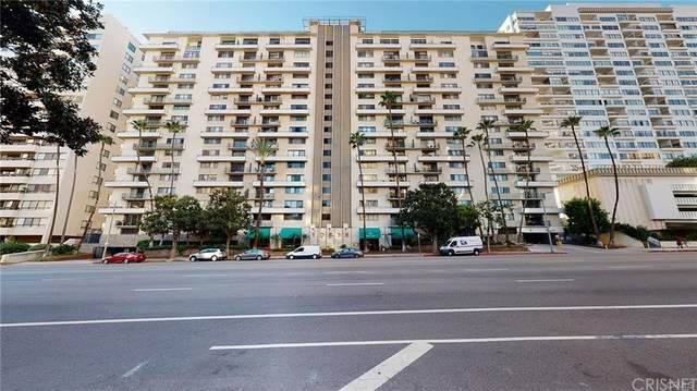 10535 Wilshire Blvd D01, Los Angeles (City), CA 90024 (#SR21206135) :: First Team Real Estate