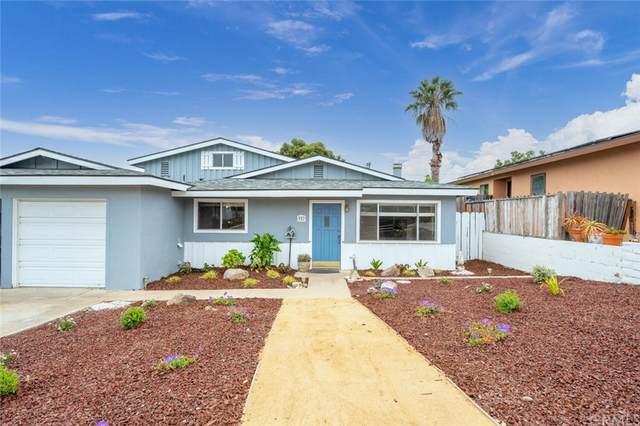 327 N Elm Street, Arroyo Grande, CA 93420 (#PI21207235) :: Corcoran Global Living