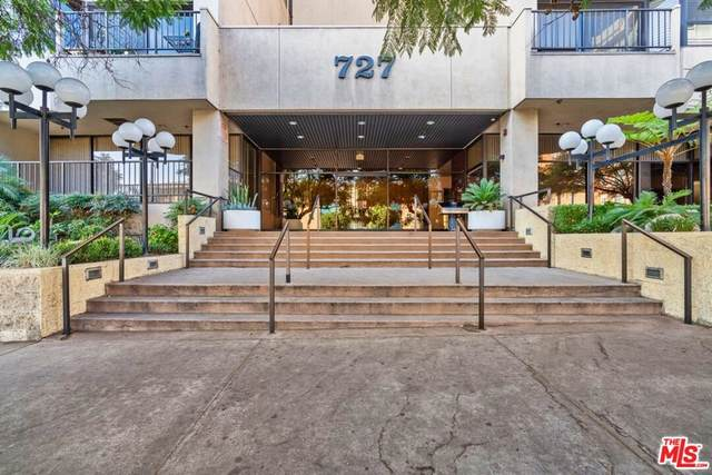 727 S Ardmore Avenue #504, Los Angeles (City), CA 90005 (#21785806) :: Rogers Realty Group/Berkshire Hathaway HomeServices California Properties