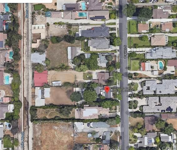 1131 S 10th Avenue, Arcadia, CA 91006 (#WS21206477) :: Steele Canyon Realty