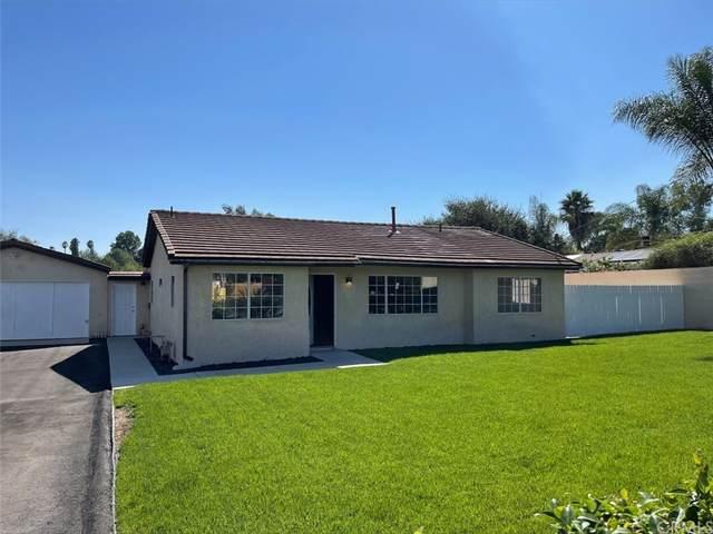 1015 Gamble Lane, Escondido, CA 92029 (#IV21207446) :: Steele Canyon Realty