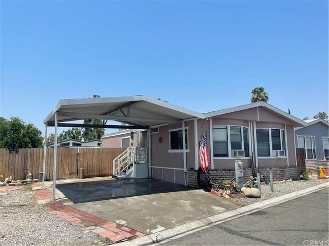 7717 Church Aveune #113, Highland, CA 92346 (#IV21207541) :: Steele Canyon Realty