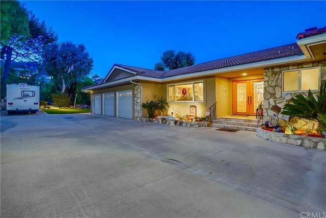 2135 Daladier Drive, Rancho Palos Verdes, CA 90275 (#SB21207421) :: Frank Kenny Real Estate Team