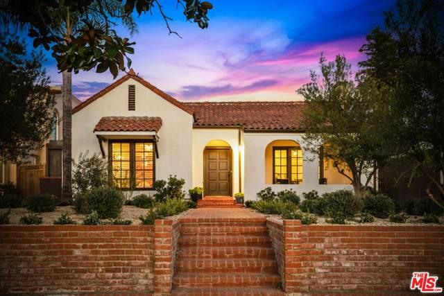 312 N Arden Boulevard, Los Angeles (City), CA 90004 (#21785480) :: The Laffins Real Estate Team
