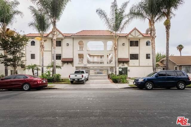 1535 N Kenmore Avenue, Los Angeles (City), CA 90027 (#21785968) :: Team Tami