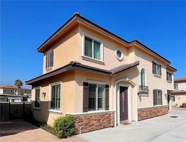 5140 Sereno Drive, Temple City, CA 91780 (#AR21207581) :: Steele Canyon Realty