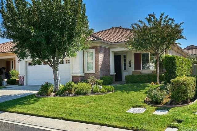 1770 N Forest Oaks Drive, Beaumont, CA 92223 (#EV21206671) :: American Real Estate List & Sell