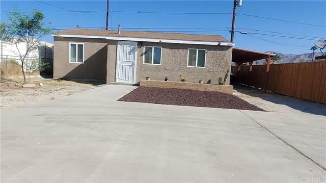 66050 Acoma Avenue, Desert Hot Springs, CA 92240 (#RS21207632) :: Zen Ziejewski and Team