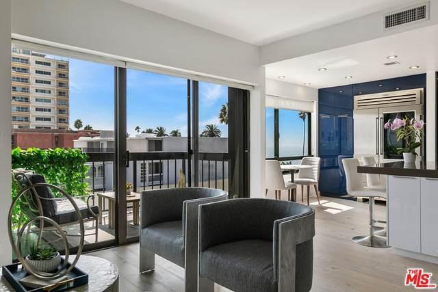 1007 Ocean Avenue #403, Santa Monica, CA 90403 (#21785998) :: Wendy Rich-Soto and Associates