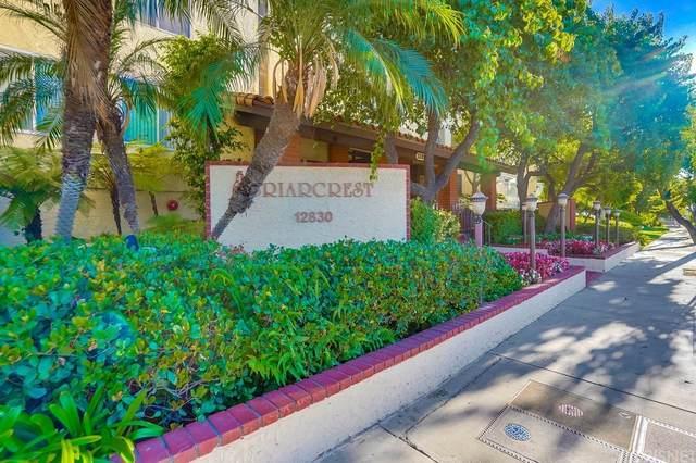 12830 Burbank Boulevard #302, Valley Village, CA 91607 (#SR21207453) :: Jett Real Estate Group