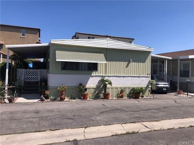21811 Vera Street #58, Carson, CA 90745 (#DW21206839) :: Blake Cory Home Selling Team