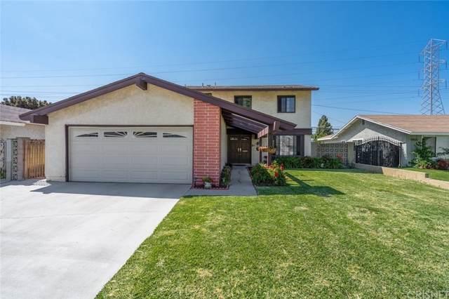 20003 Dunbrooke Avenue, Carson, CA 90746 (#SR21206034) :: Steele Canyon Realty