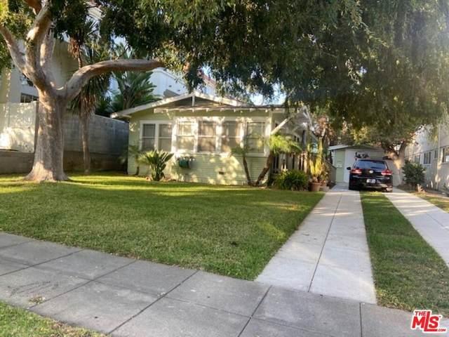 1125 18Th Street, Santa Monica, CA 90403 (#21786020) :: Wendy Rich-Soto and Associates