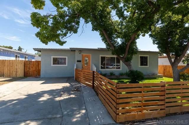 757 El Monte Road, El Cajon, CA 92020 (#210026713) :: Corcoran Global Living