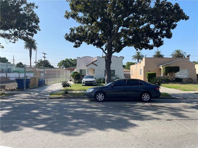 434 E 90th Street, Los Angeles (City), CA 90003 (#OC21207743) :: Blake Cory Home Selling Team