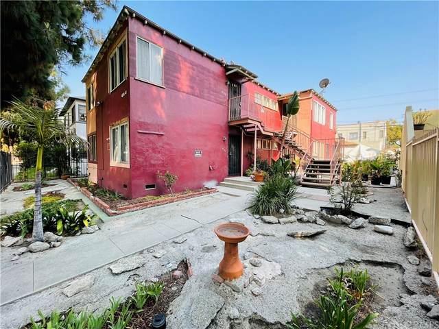 4136 Leimert Boulevard, Los Angeles (City), CA 90008 (#DW21207745) :: Wendy Rich-Soto and Associates