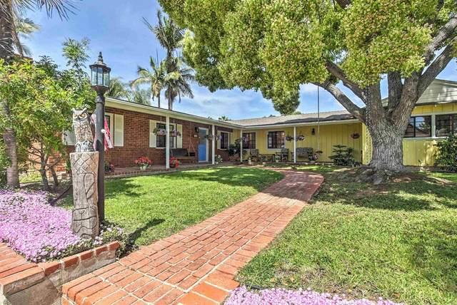 1540 Cassidy Street, Oceanside, CA 92054 (#NDP2110915) :: Corcoran Global Living