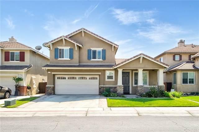 734 Sawtooth Drive, Upland, CA 91786 (#CV21206378) :: Randy Horowitz & Associates