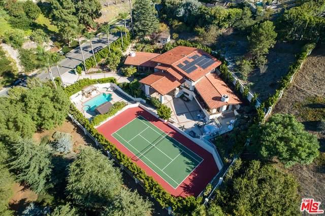 2004 Via Visalia, Palos Verdes Estates, CA 90274 (#21783624) :: Go Gabby