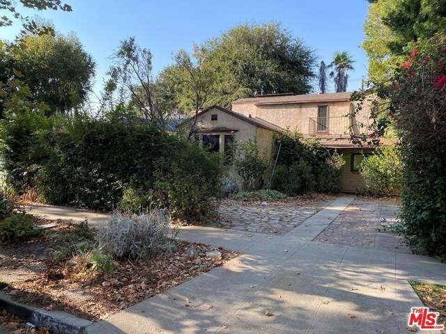 12309 Cantura Street, Studio City, CA 91604 (#21785898) :: Legacy 15 Real Estate Brokers