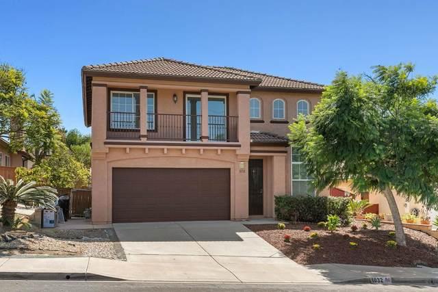 1032 Camino Del Sol, Chula Vista, CA 91910 (#NDP2110916) :: Steele Canyon Realty