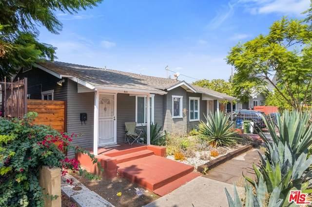 821 N Oxford Avenue, Los Angeles (City), CA 90029 (#21785592) :: Team Tami