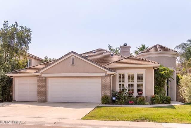 4268 Via Azul, Newbury Park, CA 91320 (#221005169) :: Swack Real Estate Group | Keller Williams Realty Central Coast