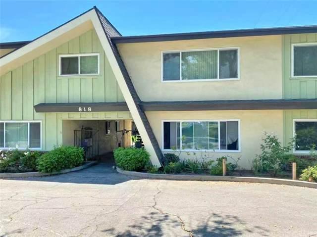 818 W Huntington Drive #12, Arcadia, CA 91007 (#AR21207780) :: Steele Canyon Realty