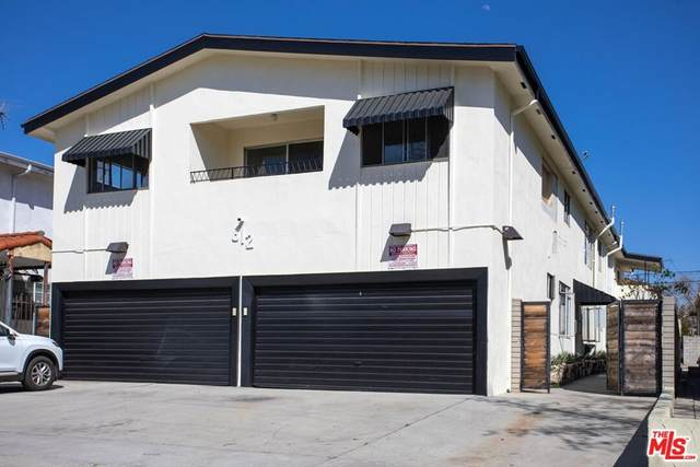 612 N Sycamore Avenue, Los Angeles (City), CA 90036 (#21786110) :: The Laffins Real Estate Team