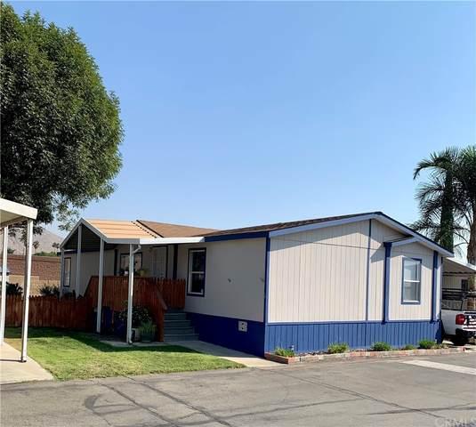 22111 Newport Avenue #46, Grand Terrace, CA 92313 (#CV21207791) :: Steele Canyon Realty