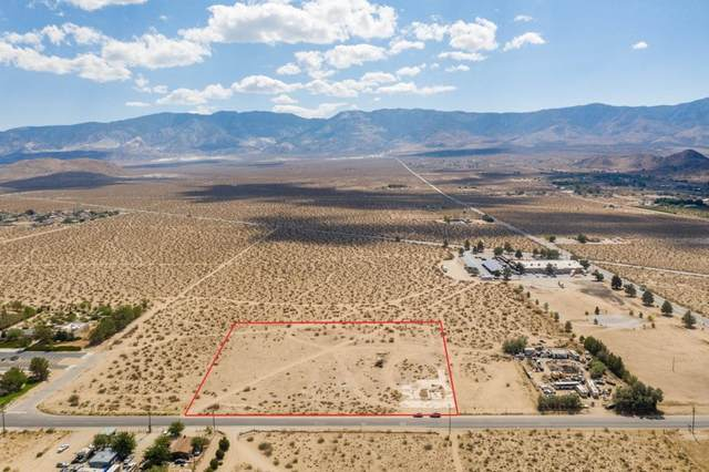 0 Old Woman Springs Road, Lucerne Valley, CA 92356 (#539422) :: Z REALTY