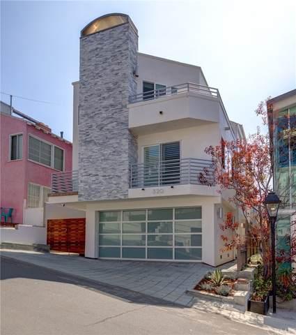 320 23rd Street, Manhattan Beach, CA 90266 (#SB21207459) :: Corcoran Global Living