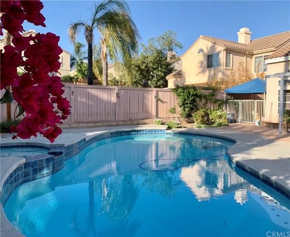 6850 Portofino Court, Rancho Cucamonga, CA 91701 (#SW21207830) :: Randy Horowitz & Associates