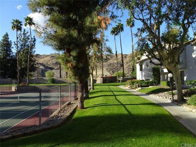5125 E Waverly Drive B17, Palm Springs, CA 92264 (MLS #IV21207833) :: Brad Schmett Real Estate Group
