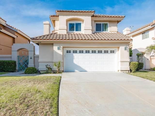 2920 Wintergreen Drive, Carlsbad, CA 92008 (#NDP2110922) :: Corcoran Global Living