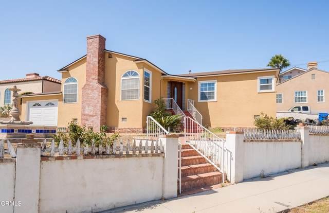 901 S Ellery Drive, Los Angeles (City), CA 90732 (#P1-6752) :: Wendy Rich-Soto and Associates