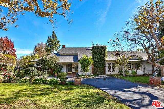 1186 Corsica Drive, Pacific Palisades, CA 90272 (#21786134) :: American Real Estate List & Sell