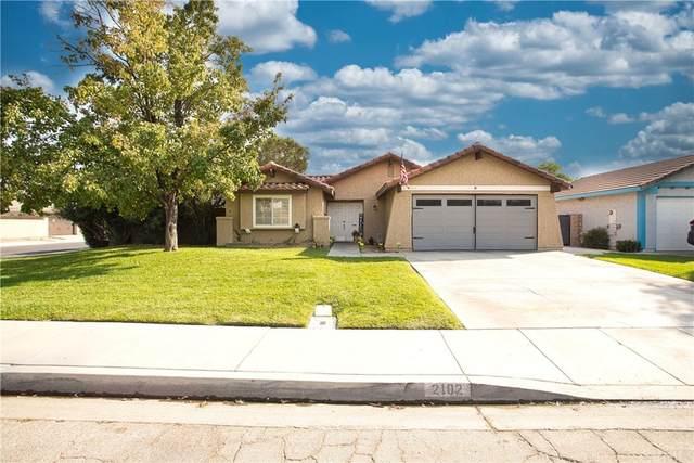 2102 W Avenue K12, Lancaster, CA 93536 (#LG21207875) :: Swack Real Estate Group | Keller Williams Realty Central Coast