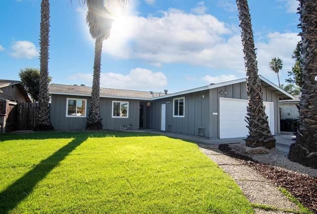 703 Olinda St, Escondido, CA 92027 (#210026721) :: Blake Cory Home Selling Team