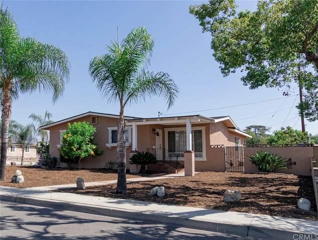 10159 Saratoga Avenue, Montclair, CA 91763 (#CV21207900) :: Randy Horowitz & Associates