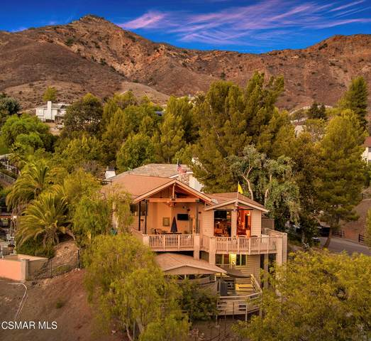29984 Triunfo Drive, Agoura Hills, CA 91301 (#221005172) :: Steele Canyon Realty