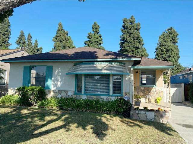 4528 Lomina Avenue, Lakewood, CA 90713 (#PW21207827) :: Wendy Rich-Soto and Associates
