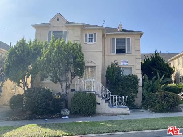 3618 Stocker Street, Los Angeles (City), CA 90008 (#21786182) :: Wendy Rich-Soto and Associates