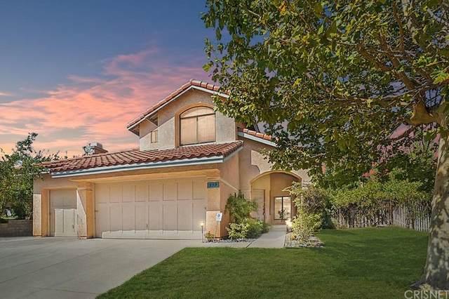 339 Rainbow Terrace, Palmdale, CA 93551 (#SR21207941) :: Zen Ziejewski and Team