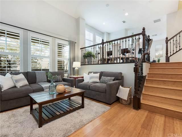 18 Sheridan Lane, Ladera Ranch, CA 92694 (#OC21196350) :: Legacy 15 Real Estate Brokers