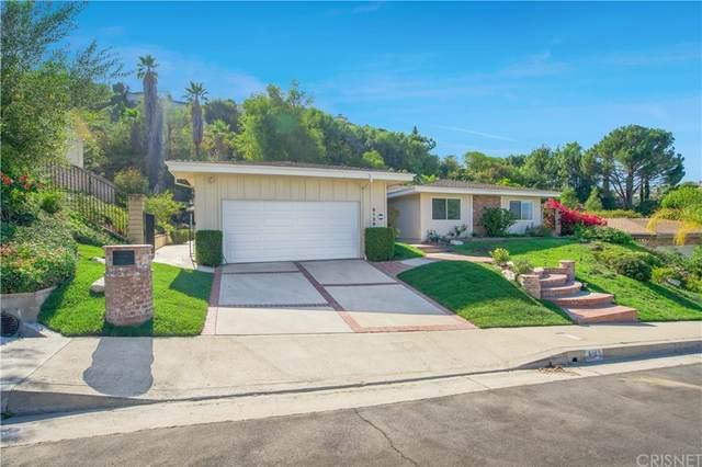 6129 Rod Avenue, Woodland Hills, CA 91367 (#SR21201718) :: Zen Ziejewski and Team